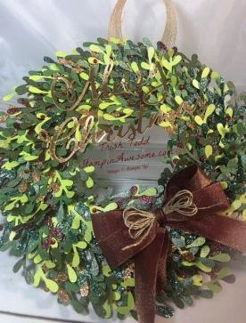 Sprig Wreath 1